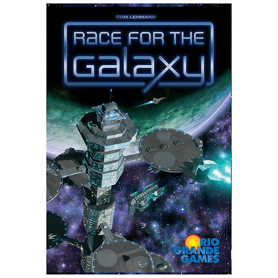 Rio Grande Race for the Galaxy