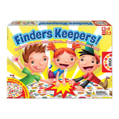 Educa Finders Keepers