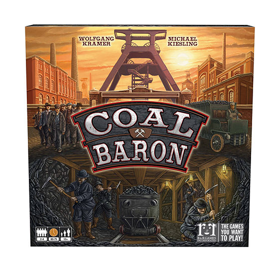 R and R Games Coal Baron