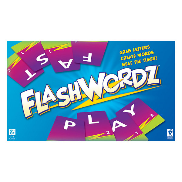 U.S. Games Systems Flashwordz