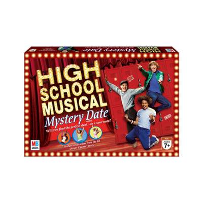 Hasbro Mystery Date High School Musical