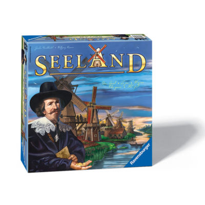 Ravensburger Seeland - Competition in the Land ofMills