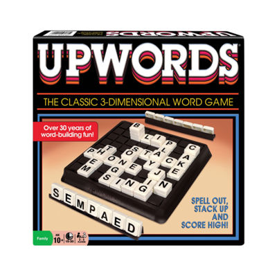 Winning Moves Classic Upwords