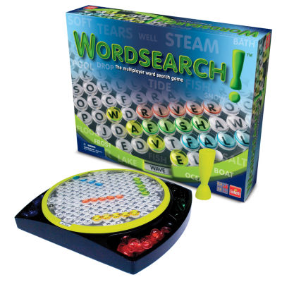 Goliath Wordsearch