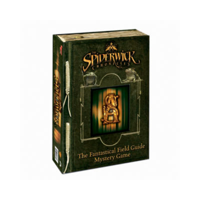 University Games The Spiderwick Chronicles Fantastical Field Guide Game