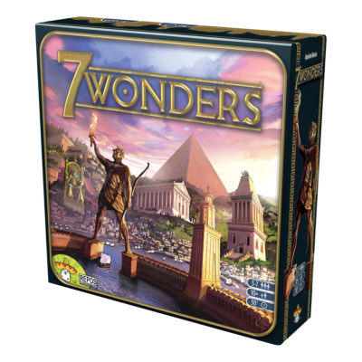 Asmodee Editions 7 Wonders