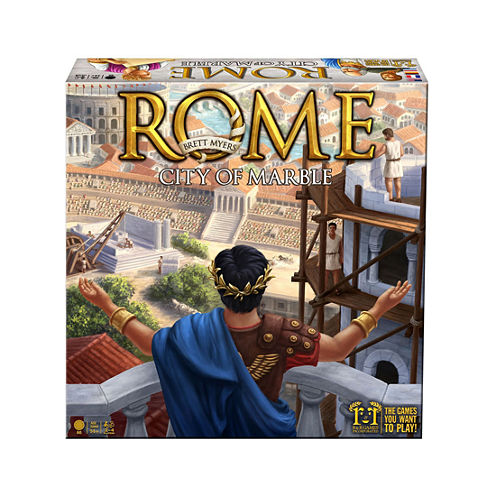 R and R Games Rome: City of Marble