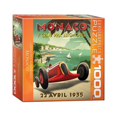 Eurographics Inc Monaco Grand Prix: 1000 Pcs