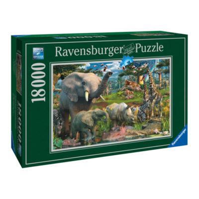 Ravensburger At the Waterhole: 18000 Pcs