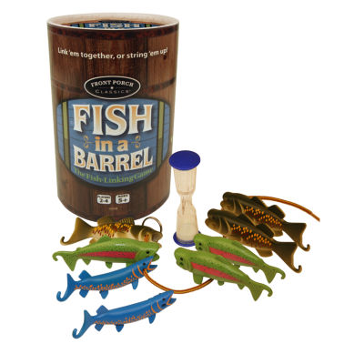 Front Porch Classics Fish in a Barrel