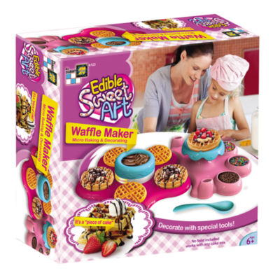 Waffle Maker 3-pc. Play Food