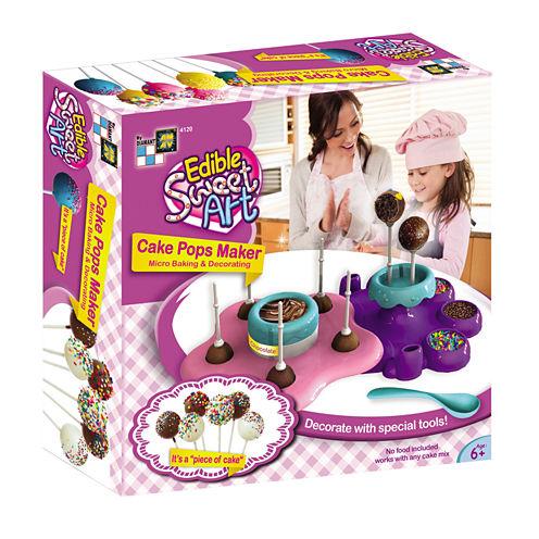 Cake Pops Maker 3-pc. Play Food