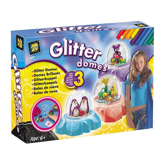 Glitter Domes Kids Craft Kit