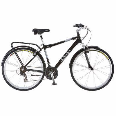 Schwinn Mens Front Suspension Hybrid Bike Jcpenney