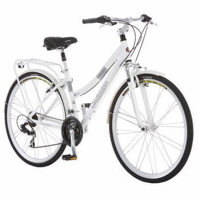 Schwinn Discover 700c Womens Cross-Commuter Hybrid Bike