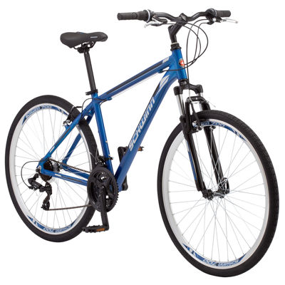 Schwinn GTX1 700c Mens Dual Sport Hybrid Bike