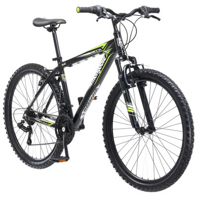 "Mongoose Mech 26"" Mens Front Suspension Mountain Bike"