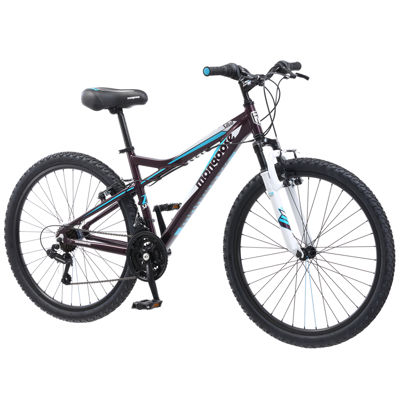 "Mongoose Silva 26"" Womens Front Suspension Mountain Bike"
