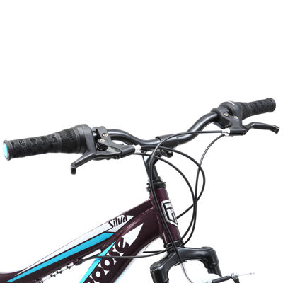 Mongoose Womens Front Suspension Mountain Bike