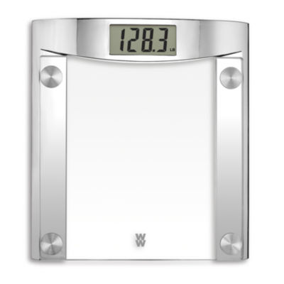 ConairWW Wide Analysis  Bathroom Scale