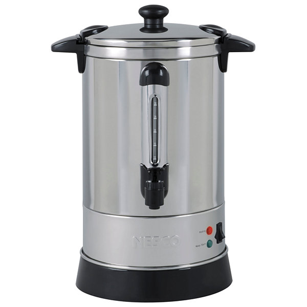 Nesco CU-30 30-Cup Stainless Steel Coffee Urn