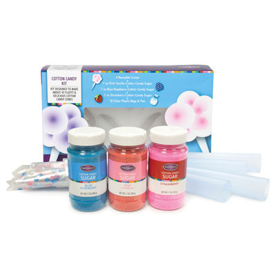 Nostalgia FCK800 Cotton Candy Party Kit