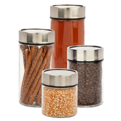 Honey-Can-Do 4-pc. Canister