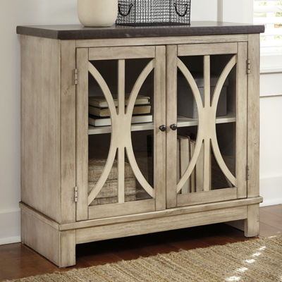 Signature Design By Ashley Vennilux Console Table Jcpenney