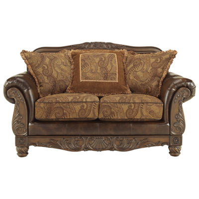 Signature Design By Ashley® Fresco Upholstered Loveseat