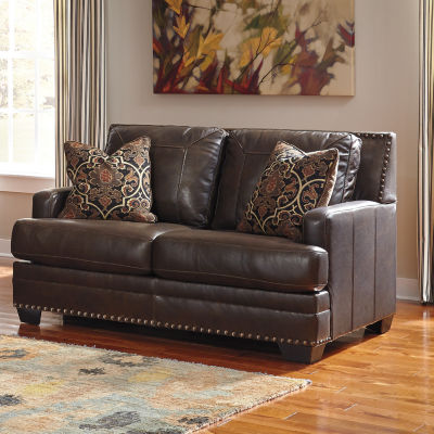 Signature Design By Ashley® Corvan Upholstered Loveseat