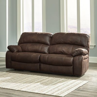 Signature Design by Ashley® Zavier Two Seat Power Reclining Sofa