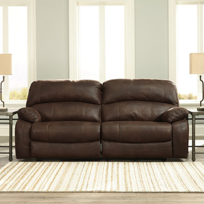 Signature Design by Ashley® Zavier Two Seat Reclining Sofa