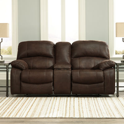 Signature Design by Ashley® Zavier Glider Power Recline Loveseat
