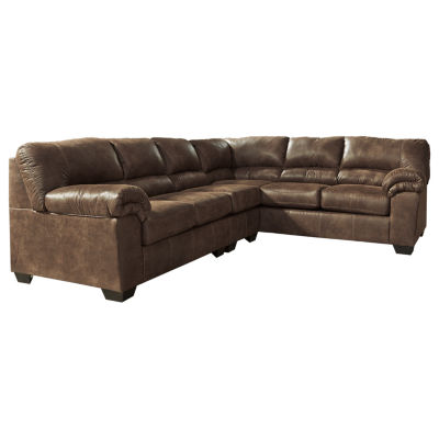Signature Design by Ashley® Blake 3-Pc Right Arm Facing Sectional