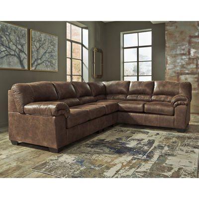 Signature Design by Ashley® Benton 3-Pc Right Arm Facing Sectional