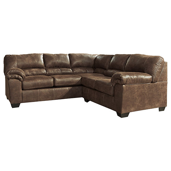 Signature Design by Ashley® Blake 2-Pc Left Arm Facing Sectional