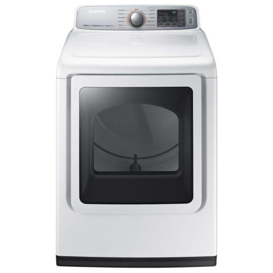 Samsung 7.4 cu. ft. Capacity DOE Gas Dryer