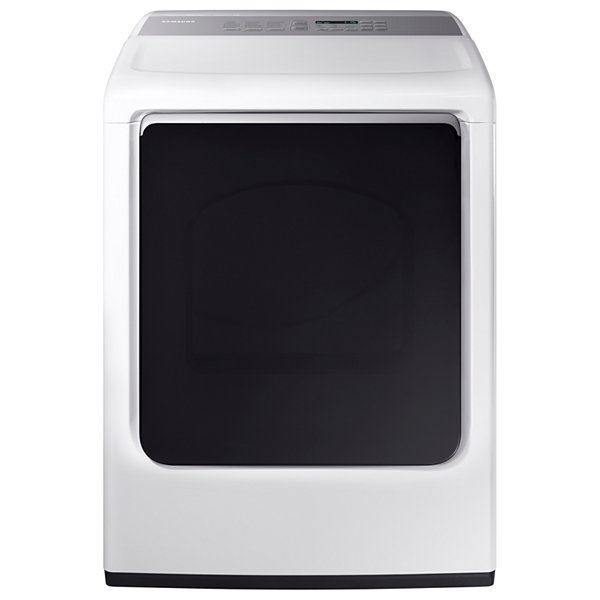 Samsung ENERGY STAR® 7.4 cu. ft. Capacity Electric Dryer with Integrated Controls