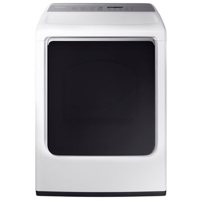 Samsung ENERGY STAR® 7.4 cu. ft. Capacity Electric Dryer with Integrated Touch Controls