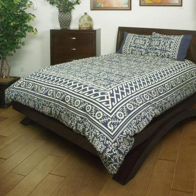 Rizzy Home Alianna  Aztec  3 Piece Comforter Set
