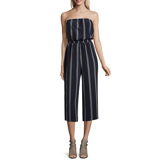 Libby Edelman Off Shoulder Culotte Jumpsuit