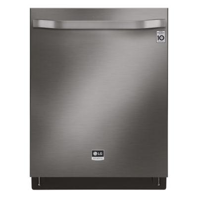 LG STUDIO Top Control Dishwasher with QuadWash™, True Steam, Third Rack and EasyRack™ Plus