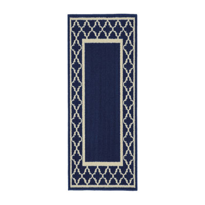Garland Rug Moroccan Frame Rectangular Rug