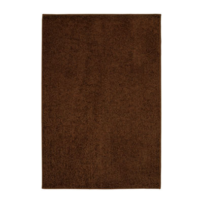 Garland Rug Value Plush Rectangular Area Rug
