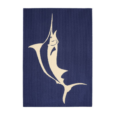 Garland Rug Marlin Rectangular Area Rug