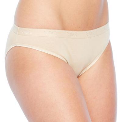 Underscore Cotton Knit Bikini Panty