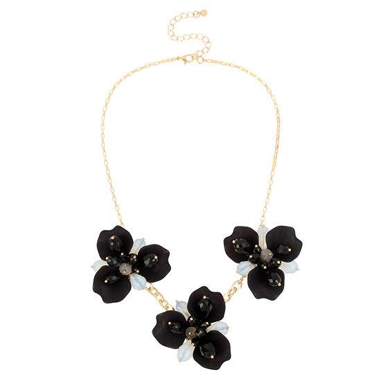 Mixit Womens Choker Necklace