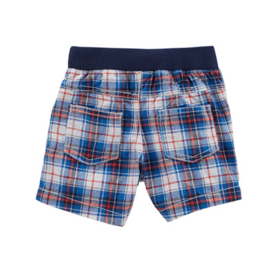 Carter's 4th Of July Pull-On Shorts Baby Boys