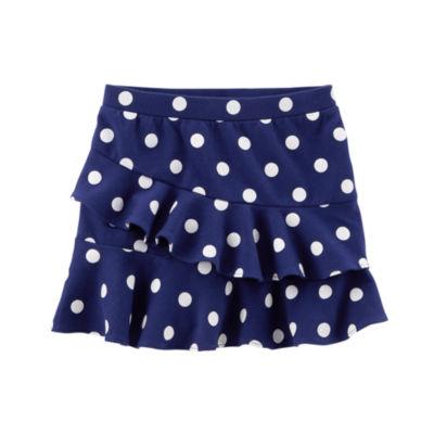 Carter's Polka Dot Flared Skirt - Preschool Girls