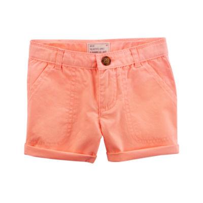 Carter's Chino Shorts Girls